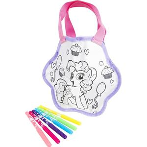 My Little Pony Colour Your Own Shaped Tote bag 2-4 år