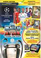 Topps Match Attax UEFA Champions League Starter Pack 2017-2018, Nordic Edition