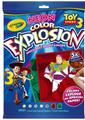 PoundToycom Crayola Toy Story 3 Neon Colour Explosion | Arts & Crafts